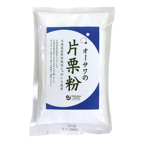 オーサワの片栗粉【111220】