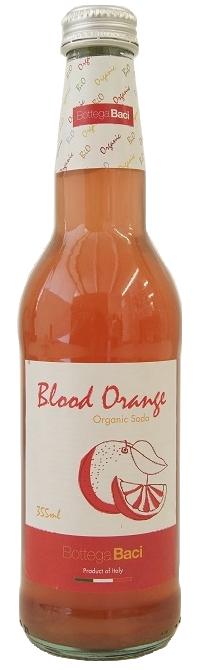 Bio オーガニックブラッドオレンジソーダ (冷凍品と同梱不可商品)【130400】