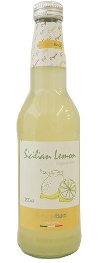 Bio オーガニックシチリアンレモンソーダ (冷凍品と同梱不可商品)【130390】
