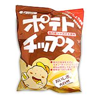 ポテトチップス(バターしょうゆ味) 【130600】