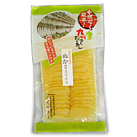たくあん漬(ぬか風味スライス)(冷凍品と同梱不可商品)【121550】