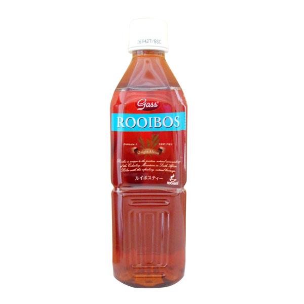 オーガニックルイボスティー(ペットボトル) (冷凍品と同梱不可商品)【130060】