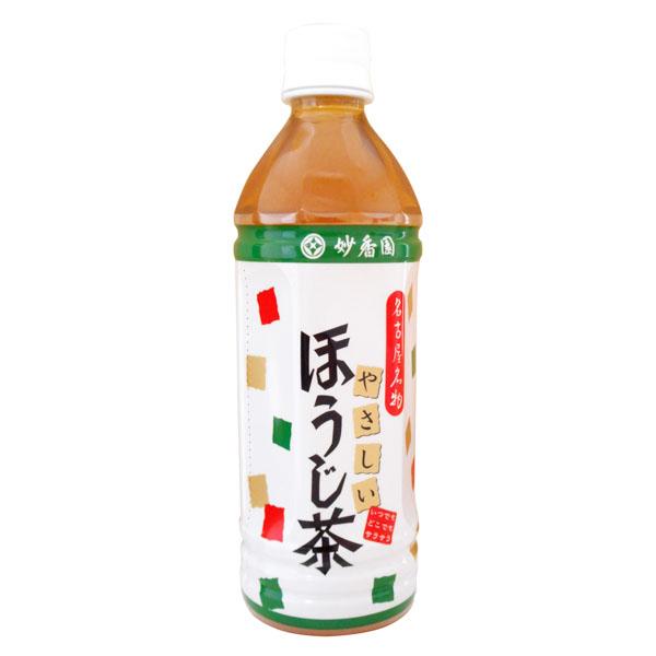 妙香園のほうじ茶(ペットボトル) (冷凍品と同梱不可商品) 夏季限定【131570】