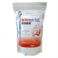 薬用Hot Tab 重炭酸湯 100錠 【140241】