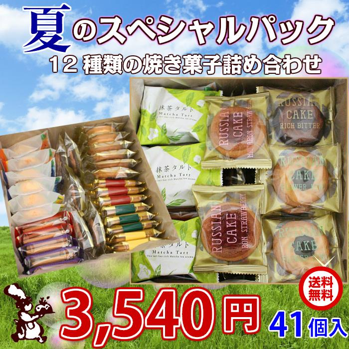夏 の スペシャル パック 41個入 送料無料