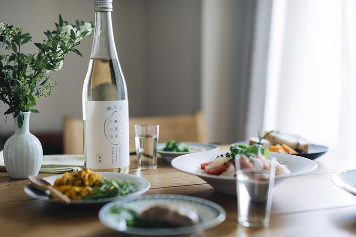 【純米酒・生貯蔵酒・300ml】ふくまる厳選米のお酒