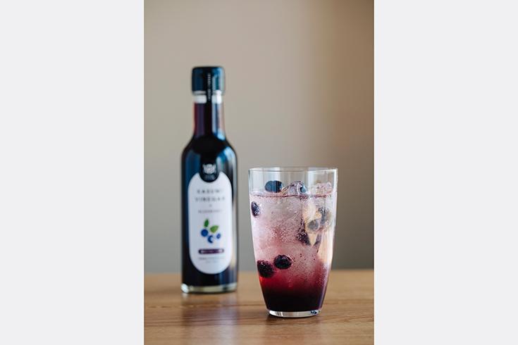 KASUMI VINEGAR (飲むフルーツ酢)ブルーベリー