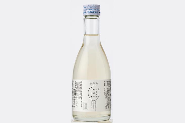 送料無料 【純米酒・生貯蔵酒】ふくまる厳選米のお酒300ml×12本