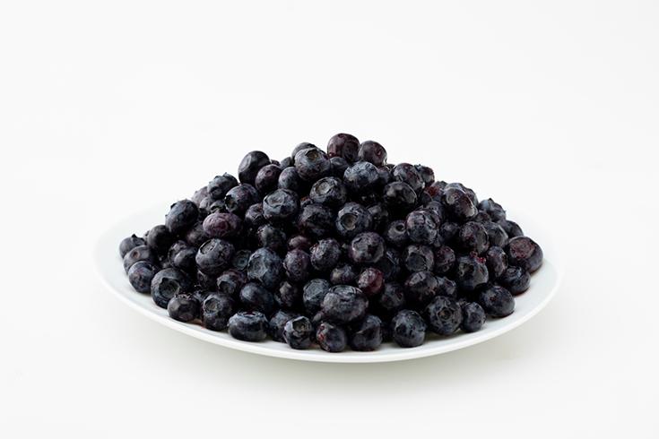 送料無料 冷凍ブルーベリー1kg(500g×2パック)