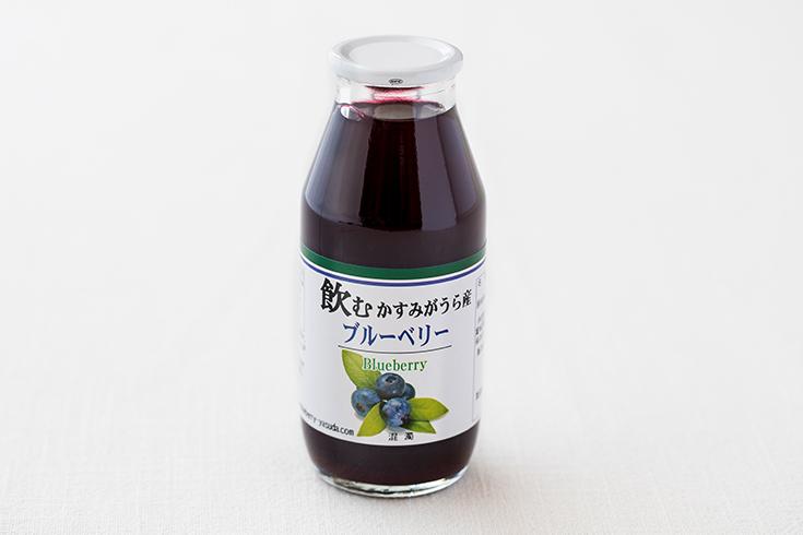 飲むブルーベリー 180ml