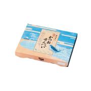 金印 焼津かつおせんべい 小箱入り(2枚×6袋)