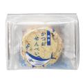 焼津かつおせんべいガゼット袋(2枚×8P)