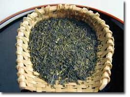 【NHKのためしてガッテンで紹介された静岡県掛川産の深蒸し茶】濃厚な味!芽茶100グラム