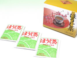 日本茶専門店のティーバッグほうじ茶(2gx20P)※