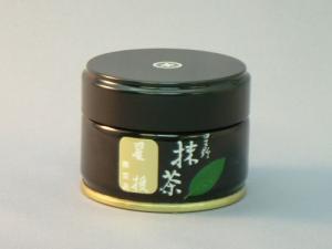 星の抹茶「星授」20g缶※
