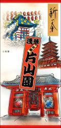 【浅草袋】【新茶(2016年産)】【メール便送料無料】あき店長厳選の摘み立て新茶100g入り