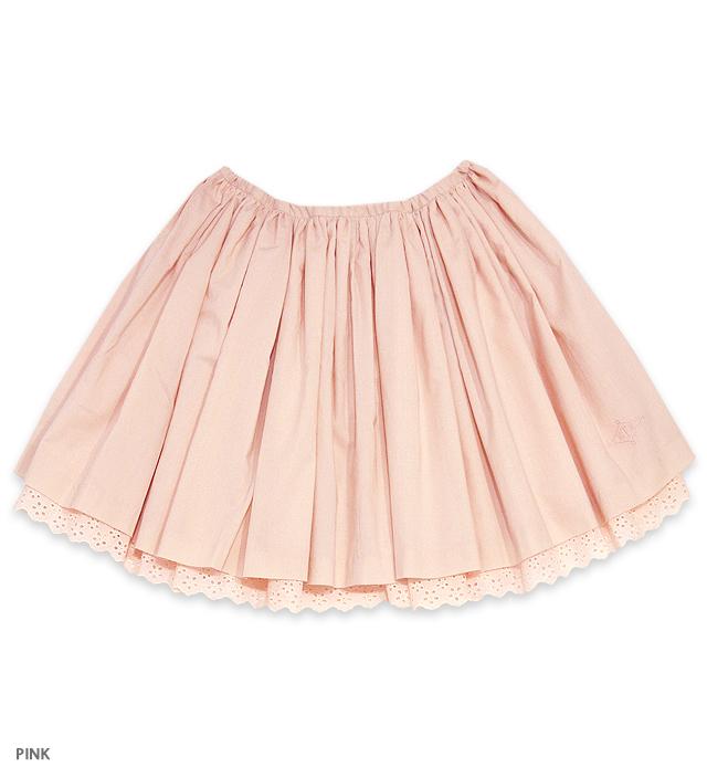 NO COUNTRY panier skirt