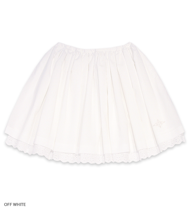 NO COUNTRY panier skirt