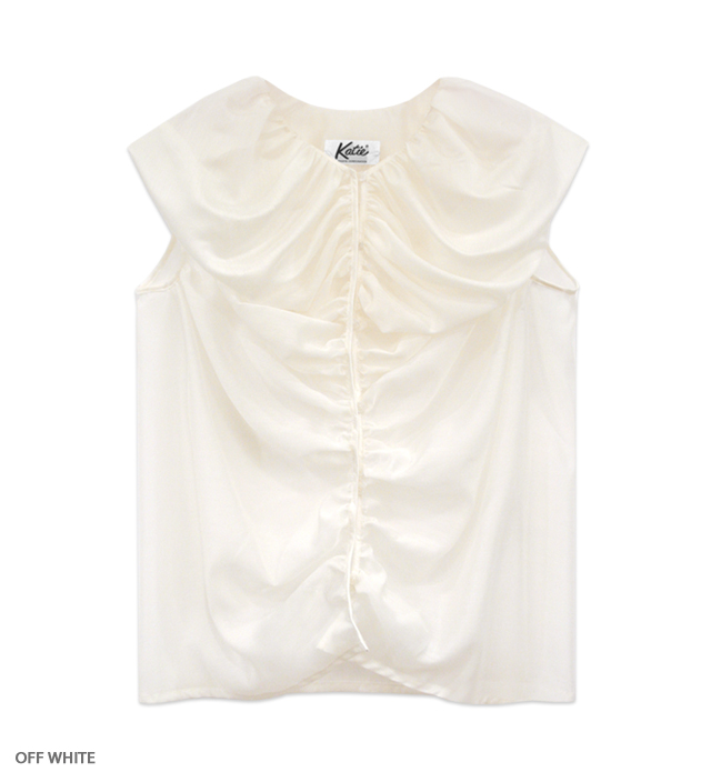 ANGEL DUST romeo blouse