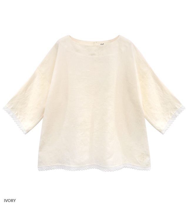 ASYLUM over blouse