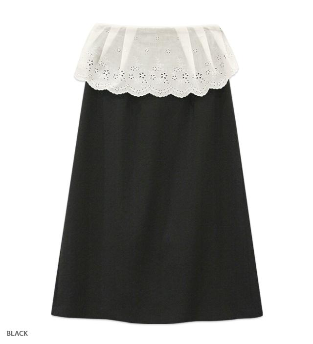 CAFE CHIC elegant skirt