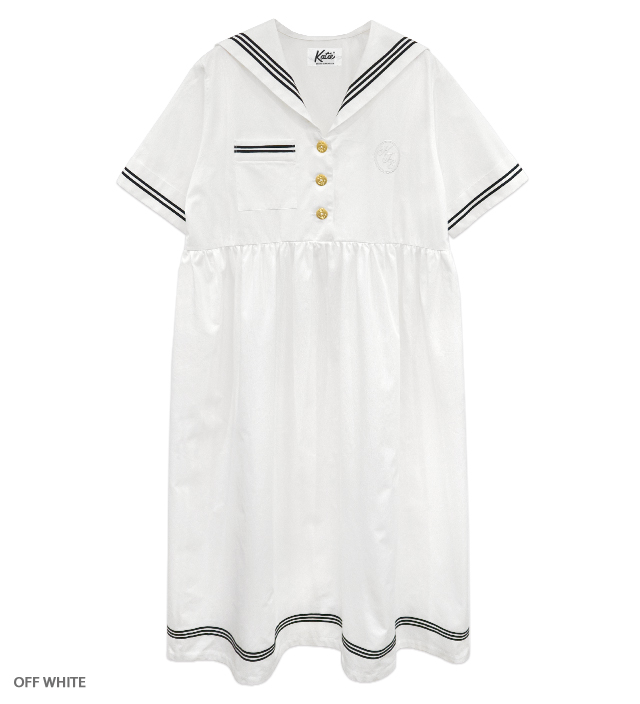 CECIL SAILOR over dress