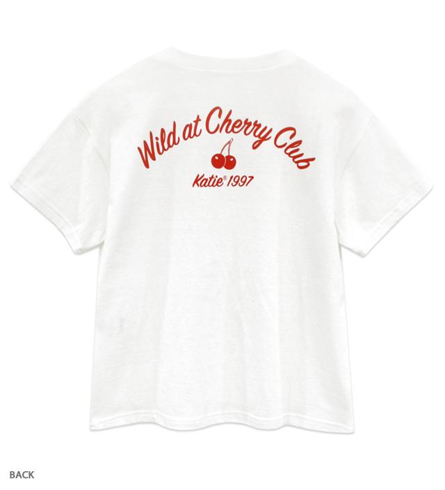 CHERRY CLUB tee