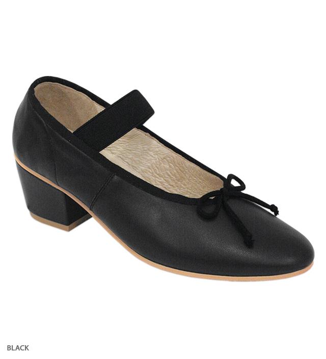 DANCE one-strap ballet shoes