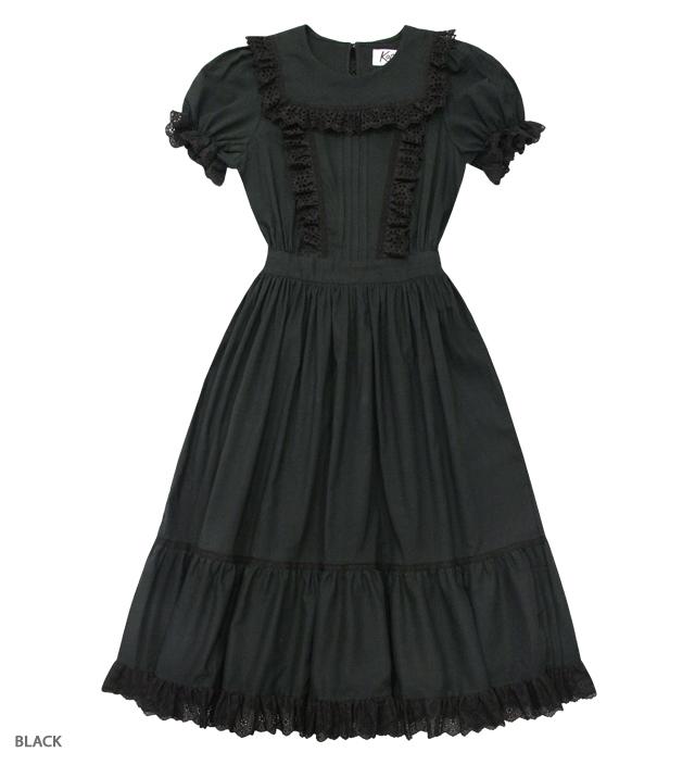 HANGING ROCK puff dress