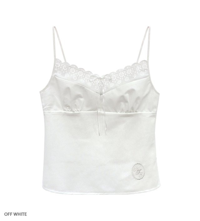 NO COUNTRY camisole