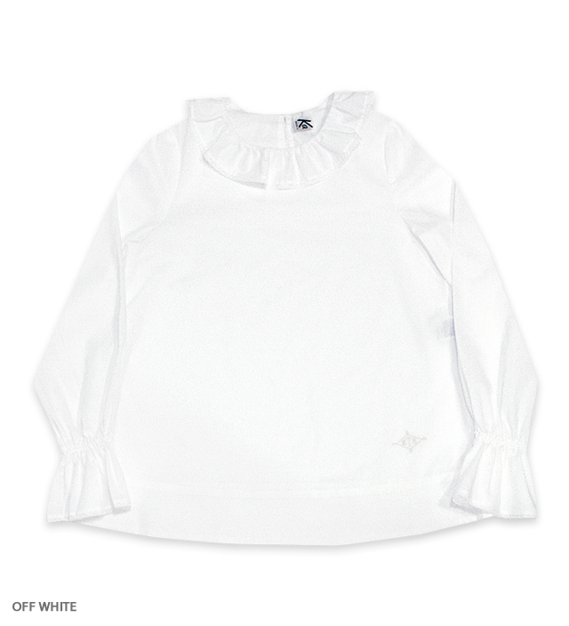 NO COUNTRY pierrot blouse