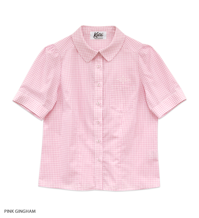 OH! SO GUILTY puff blouse