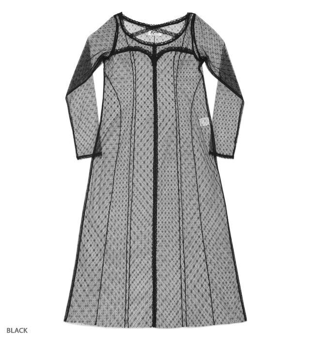 PRISM long conscious dress