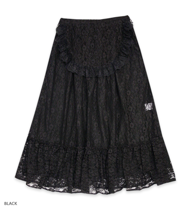 TAROT GIRL haunted skirt
