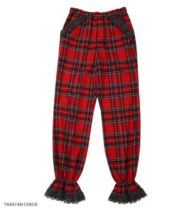 THE CURE long pants