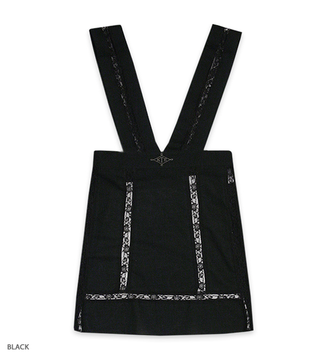NO COUNTRY classic apron