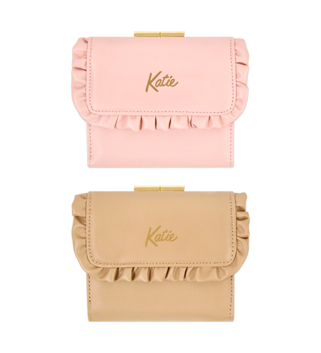 FRILL compact wallet