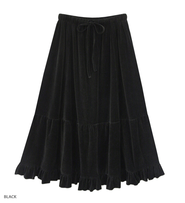 SWEET ROMANCE long skirt