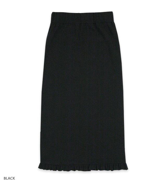 LOGO skirt