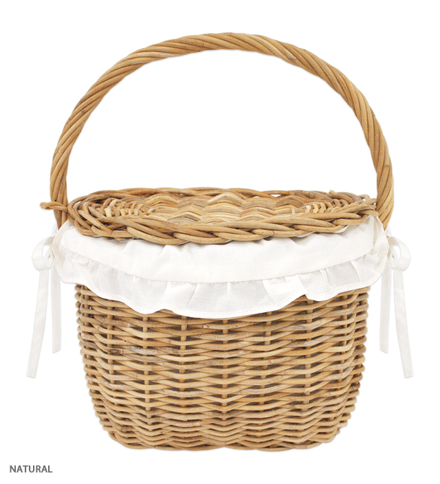 FRENCH DOLL basket
