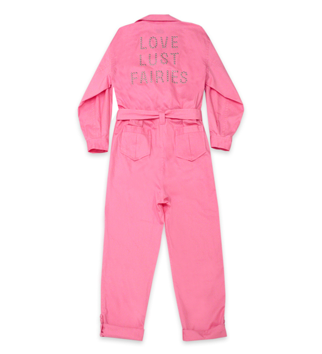 20TH ANNIVERSARY jump suits