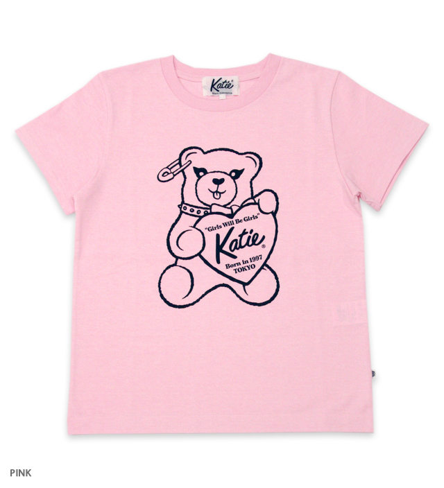 20TH ANNIVERSARY punk bear tee