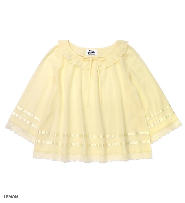 ASHBURY tunic blouse