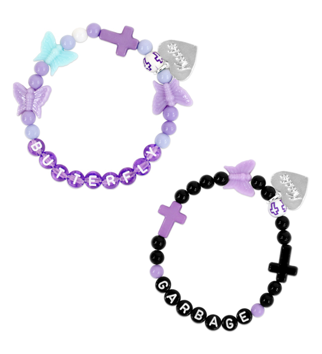 ALPHABET BEADS toy bracelet