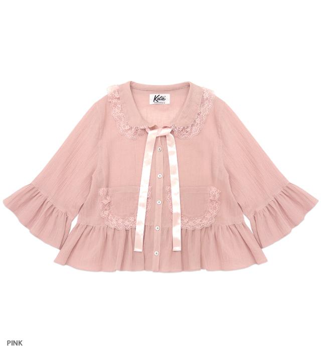 ASHBURY blouse jacket