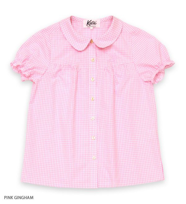 BABY-SITS! puff blouse