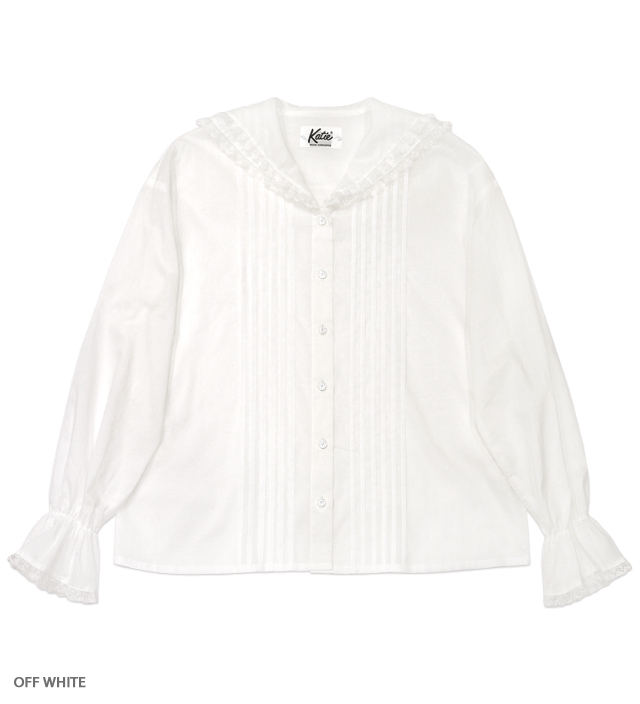 BATAILLE sailor blouse