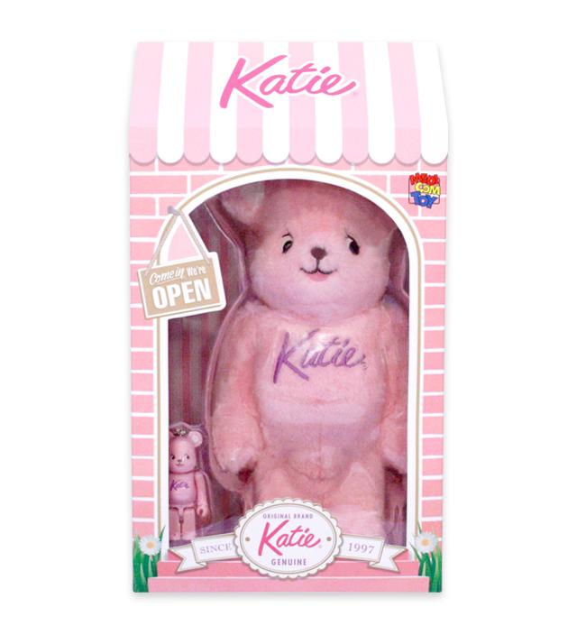 Katie BE@RBRICK 100% & 400%