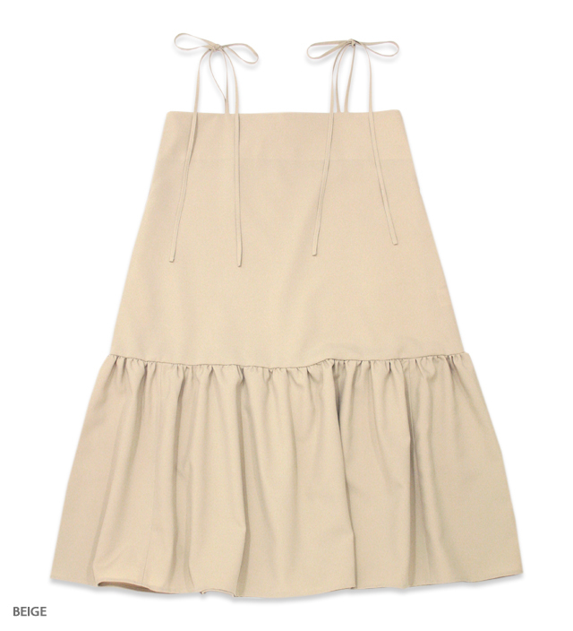 CAFE CHIC tiered one-piece
