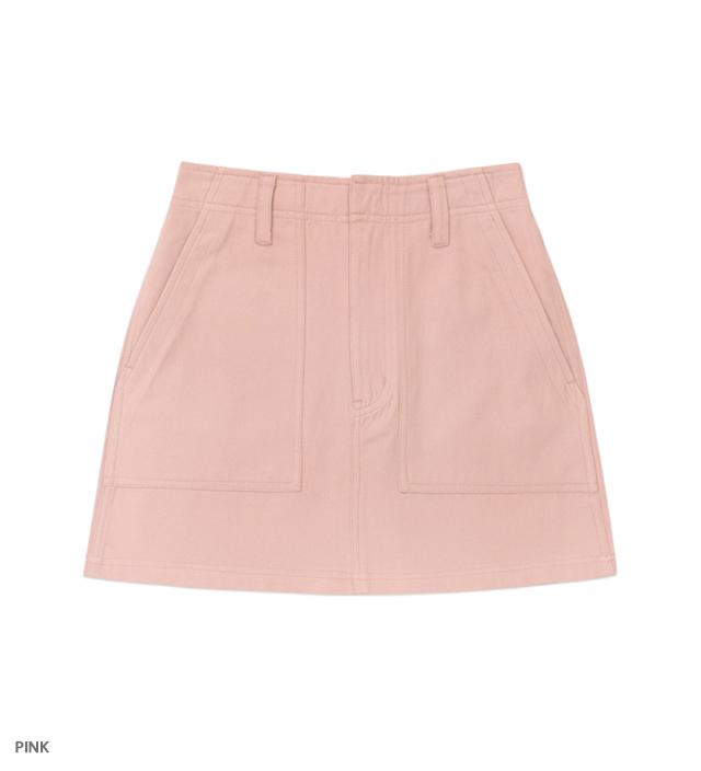 CASUALTIES mini skirt
